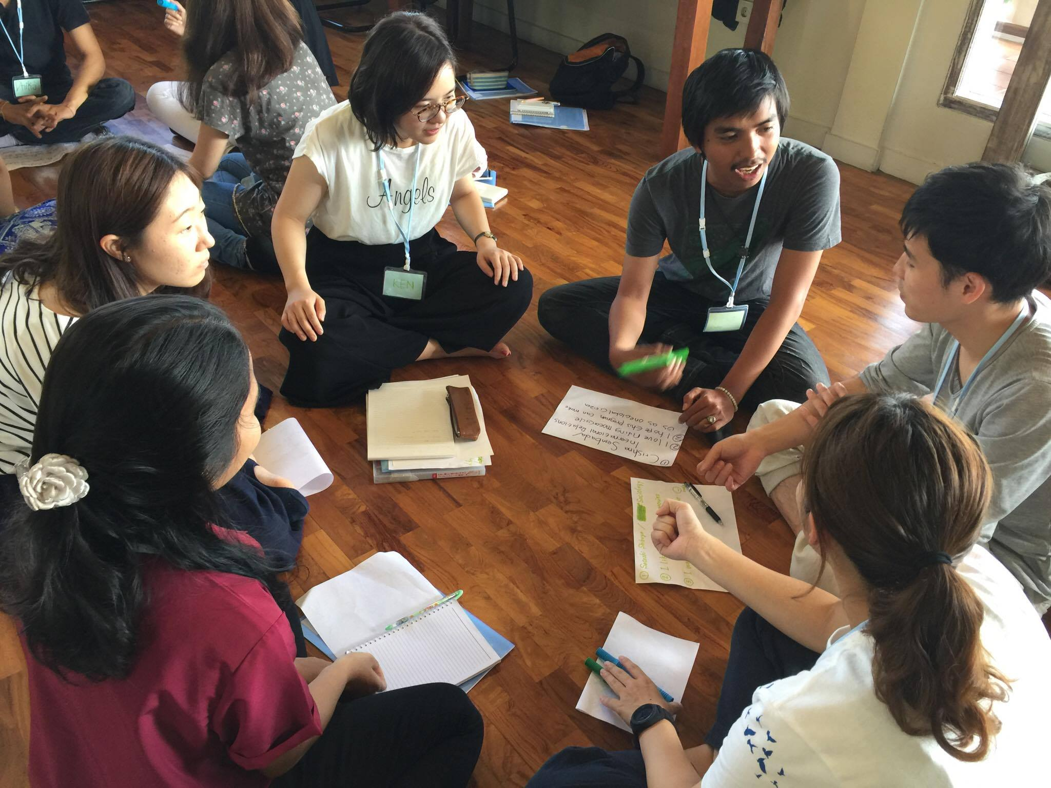 Diversity Voyage Report Part 2 – a guest post from EC intern
