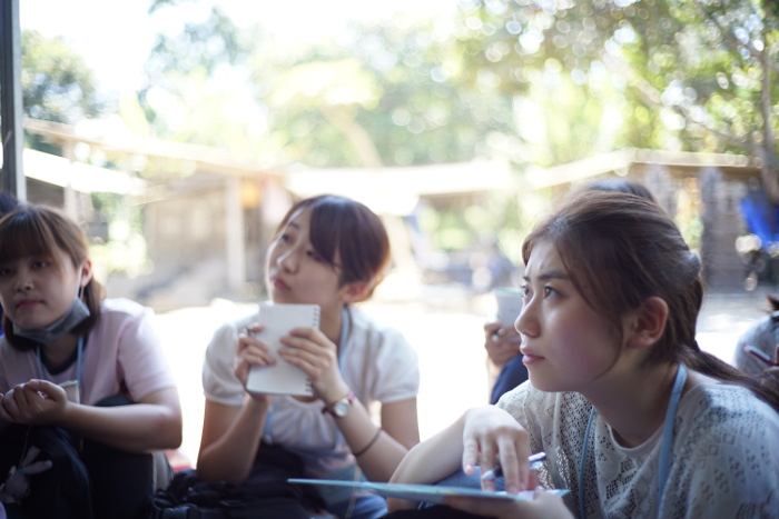 Impact Bali DiVo Students
